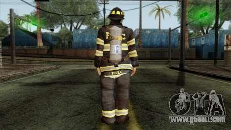 GTA 4 Skin 38 for GTA San Andreas second screenshot