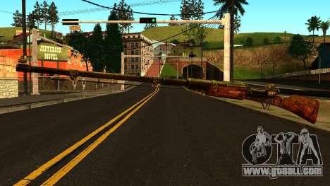 Valve (Metro: Last Light) for GTA San Andreas