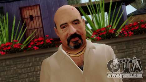 GTA 4 Skin 83 for GTA San Andreas third screenshot