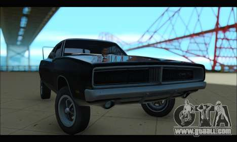 Dodge Charger RT for GTA San Andreas