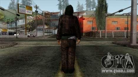 GTA 4 Skin 84 for GTA San Andreas second screenshot