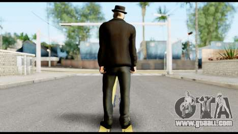 Heisenberg from Breaking Bad v2 for GTA San Andreas