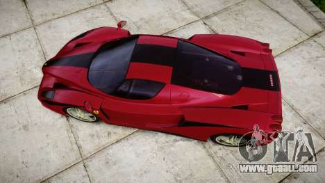 Ferrari Enzo 2002 [EPM] Stripes for GTA 4 right view
