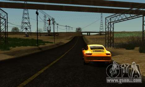 ENBSeries v6 By phpa for GTA San Andreas