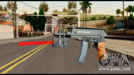 Scorpion from Metal Gear Solid for GTA San Andreas