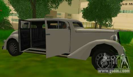 Hustler Limousine for GTA San Andreas