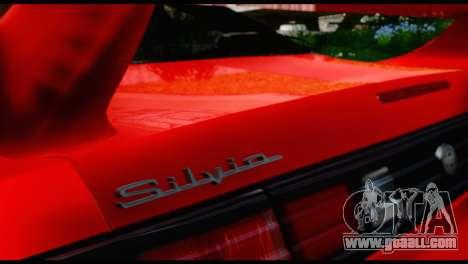 Nissan Silvia S14 Ks for GTA San Andreas right view