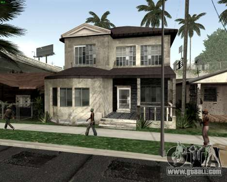 RealColorMod v2.1 for GTA San Andreas third screenshot