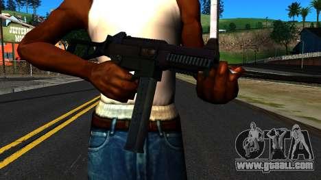 UMP45 from Battlefield 4 v2 for GTA San Andreas third screenshot
