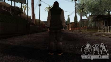 GTA 4 Skin 74 for GTA San Andreas second screenshot