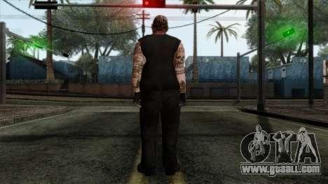 GTA 4 Skin 43 for GTA San Andreas second screenshot