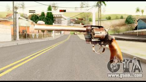 CSAA from Metal Gear Solid for GTA San Andreas