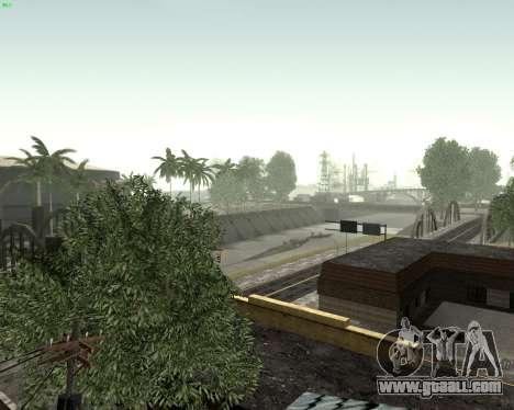 RealColorMod v2.1 for GTA San Andreas