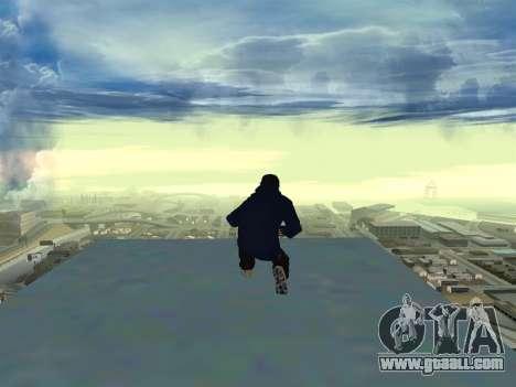 SFR1 New Skin for GTA San Andreas forth screenshot