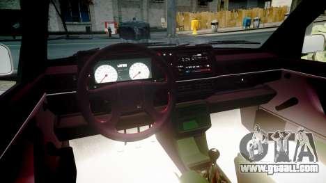Volkswagen Golf MK2 GTi 1992 for GTA 4