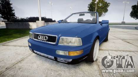 Audi 80 Cabrio us tail lights for GTA 4