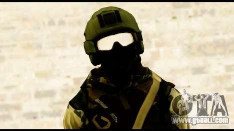 Attack Plane from Battlefield 4 for GTA San Andreas third screenshot