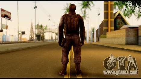 Counter Strike Skin 4 for GTA San Andreas second screenshot