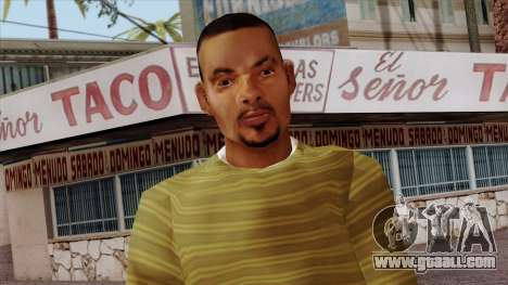 GTA 4 Skin 73 for GTA San Andreas third screenshot