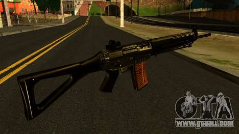 SIG-550 from S.T.A.L.K.E.R. for GTA San Andreas second screenshot