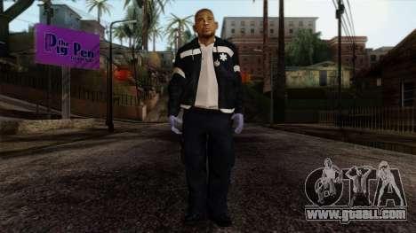 GTA 4 Skin 53 for GTA San Andreas