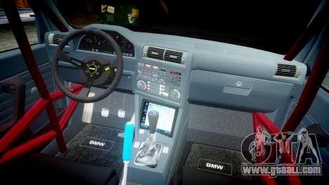 BMW E30 M3 for GTA 4