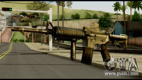 SOPMOD from Metal Gear Solid v2 for GTA San Andreas