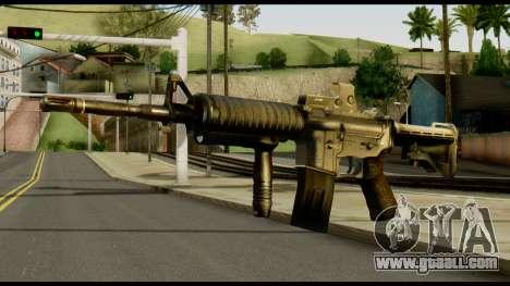 SOPMOD from Metal Gear Solid v2 for GTA San Andreas