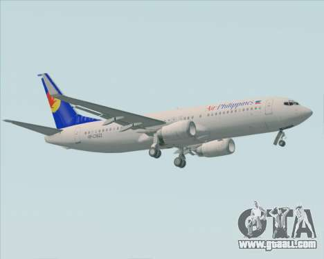 Boeing 737-800 Air Philippines for GTA San Andreas