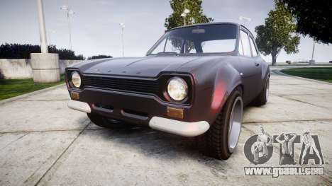 Ford Escort Mk1 for GTA 4