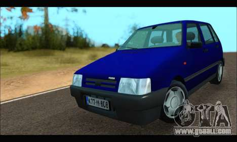 Zastava Yugo Uno for GTA San Andreas