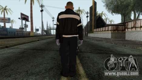 GTA 4 Skin 37 for GTA San Andreas second screenshot