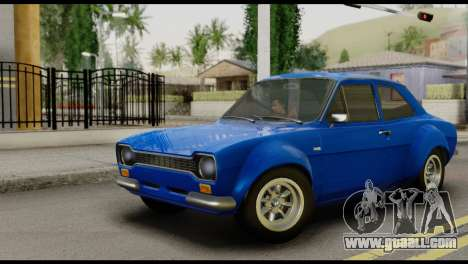 Ford Escort Mark 1 1970 for GTA San Andreas