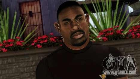 GTA 4 Skin 18 for GTA San Andreas third screenshot