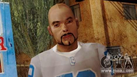 GTA 4 Skin 75 for GTA San Andreas third screenshot