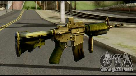 SOPMOD from Metal Gear Solid for GTA San Andreas second screenshot
