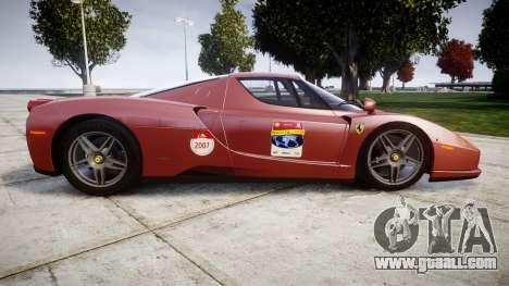 Ferrari Enzo 2002 [EPM] Stripes for GTA 4 left view