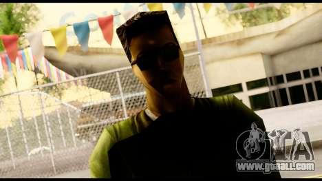 Counter Strike Skin 3 for GTA San Andreas third screenshot