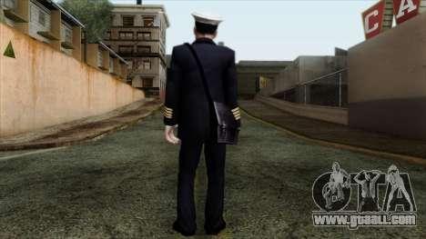 GTA 4 Skin 91 for GTA San Andreas second screenshot