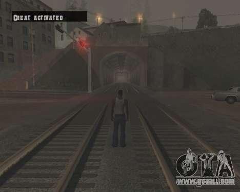 Colormod High Color for GTA San Andreas twelth screenshot