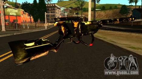 Laser Rifle Wattz 2000 for GTA San Andreas second screenshot