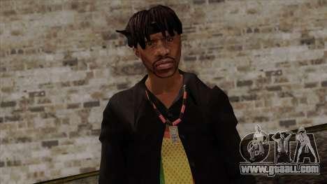 GTA 4 Skin 22 for GTA San Andreas third screenshot