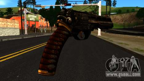 Pistol from Shadow Warrior for GTA San Andreas second screenshot