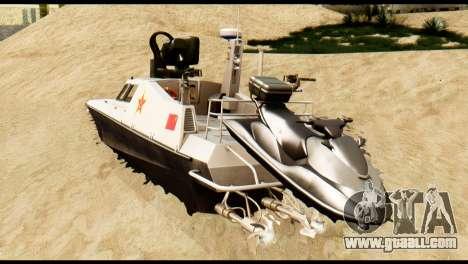 DV-15 Interceptor BF4 for GTA San Andreas