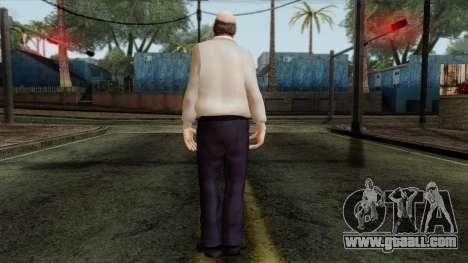 GTA 4 Skin 83 for GTA San Andreas second screenshot