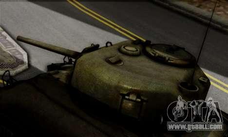 M4 Sherman for GTA San Andreas