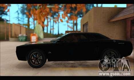 Bravado Gauntlet (GTA V) (IVF & АПП) for GTA San Andreas