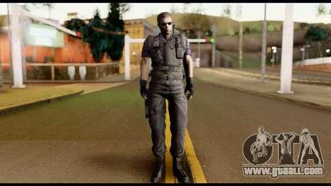 Resident Evil Skin 11 for GTA San Andreas