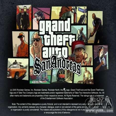 Radio Russian ROCK for GTA San Andreas