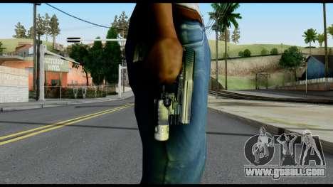 USP from Metal Gear Solid for GTA San Andreas third screenshot